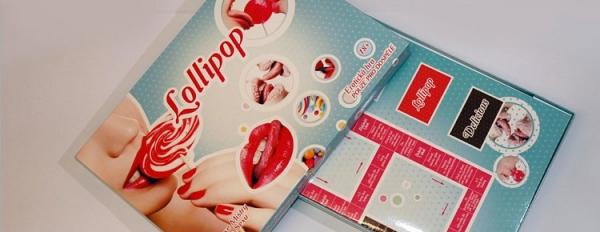 Lollipop – erotická hra na téma orální sex